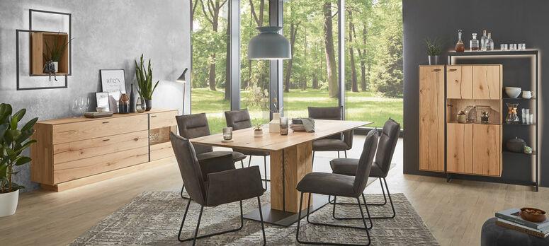 Schwingstühle Esszimmer | Stuhle Esszimmer Kollektion Valnatura
